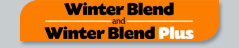 winter blend / winter blend plus
